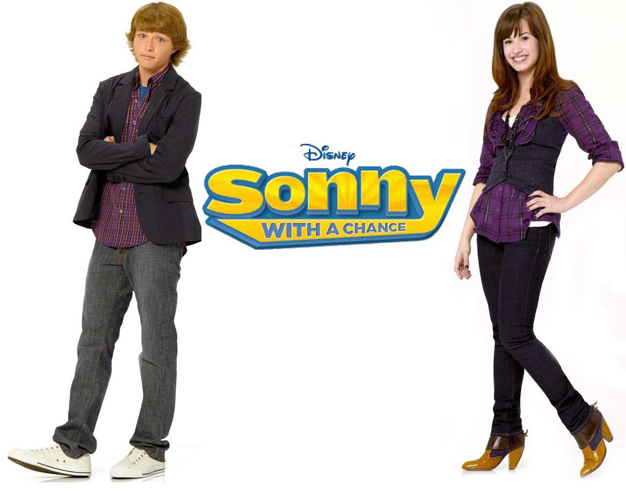 Demi Lovato On Sonny with a Chance